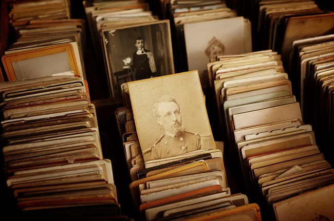 Cataloguing your picture library once the digitisation process has completed