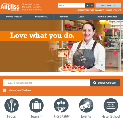 William Angliss - Specialist Centre for foods, tourism, hospitality and events